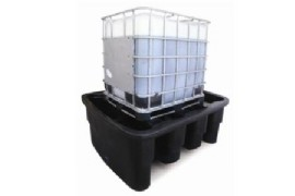 Bulk Container Bunds