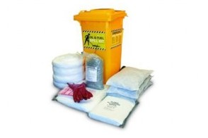 High Performance Indoor Spill Kit 120 litre