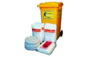 Budget Oil & Fuel Spill Kit 240ltr