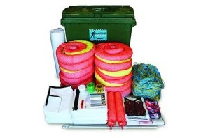 Mobile 660 Marine Oil & Fuel Spill Kit