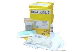 Bio Hazard Spill Kits