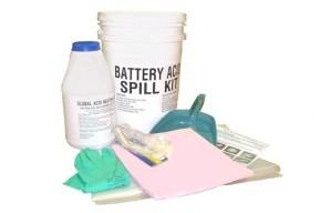 Battery Acid Spill Kit