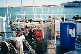 Ausspray 2 x 6 System