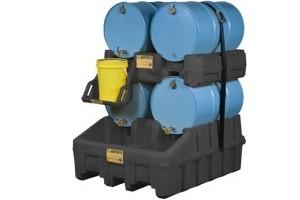 2 - 4 Drum Dispensing System