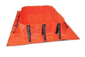 Collapsible Bund 1.2m x 1.2m