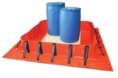 Collapsible Bund 1.6m x 1.6m