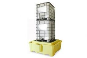 Double IBC Bulk Container Bunds