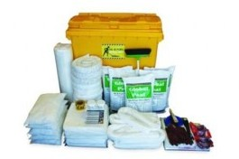 Mobile Oil & Fuel Spill Kit SKH660