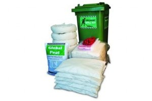 Organic Cotton Spill Kit SKH240 Litre