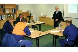 Oil and Chemical Spill Training