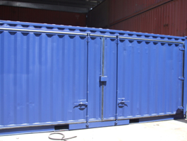 Dangerous goods container 20ft