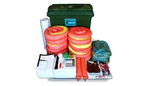 Mobile 660 Marine Oil & Fuel Spill Kit - SKM660